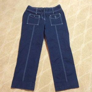 Ann Taylor LOFT Cropped Pants size 2
